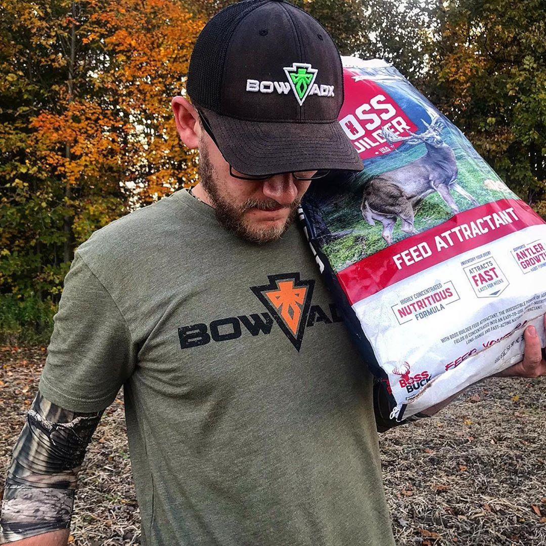 boss buck No-Fail Deer-Feeding Strategies for Your Favorite Time of Year 2
