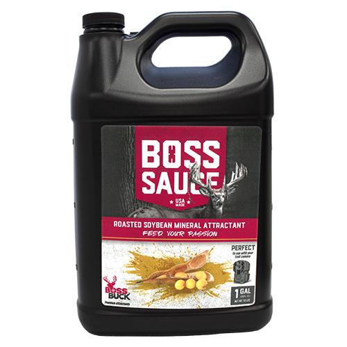 Boss Sauce Soybean Liquid Mineral Attractant