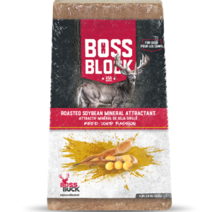 Boss Block Soy Mineral Attractant