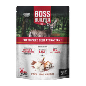 Cottonseed Deer Attractant